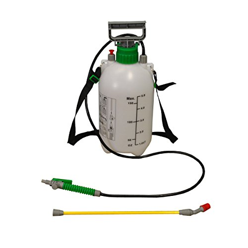 Selections 5 Litre Garden Pump Action Pressure Sprayer
