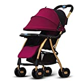 OLMITA 3 in 1 Travel System with Infant Car Seat, Folding Baby Stroller