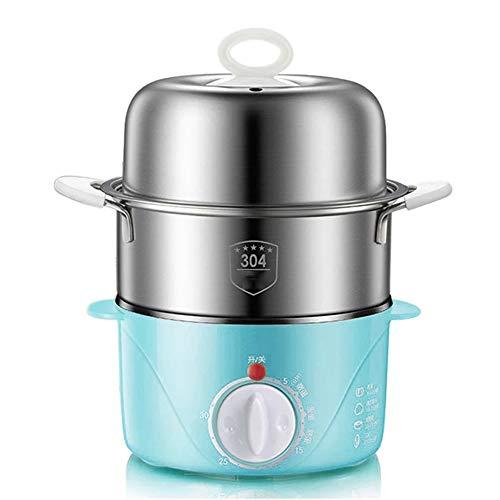 N / C Cocina rápida de Huevos, vaporera eléctrica para baño maría,...