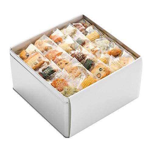 あげ餅 十菓撰 小缶 可愛いひと口タイプのおかき 詰め合わせ (中缶) 国産もち米あられ1個セット