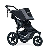 BOB Gear Revolution Flex 3.0 Jogging Stroller, Graphite Black | Smooth Ride Suspension + Easy Fold +...