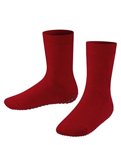 FALKE unisex-Kinder Socken, Catspads K CP-10500, Rot (Fire 8150), 39-42