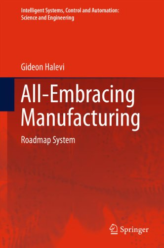 All-Embracing Manufacturing: Roadmap System (Intelligent Systems, Control...