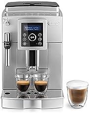 De'Longhi ECAM 23.420 volautomatische koffiemachine Cappuccino (1,8 liter, stoommondstuk) Professionele opschuimmondstuk. 30x40x30 zilver/zwart