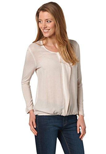 Bonita Damen Uni, 3/4-Arm T-Shirt, Beige (Light Putty 2062), 44 (Herstellergröße: XXL)