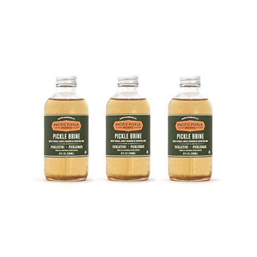 Pickle Brine (3-pack) - Spicy pickle juice 8oz