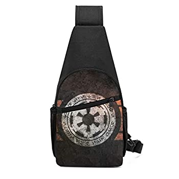 Star War Sling Bag/Crossbody Chest Backpack/Shoulder Bags for Men Women Travel Hiking Cycling Casual Daypack