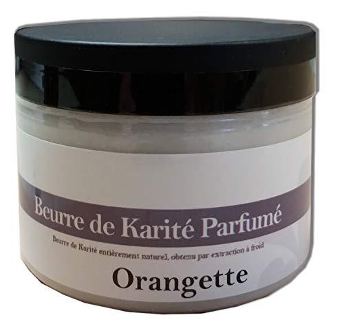 Storepil - Orangette Beurre de karité pot de 150 ml.