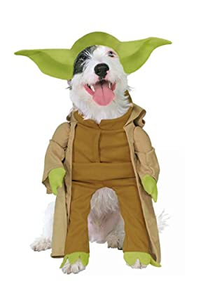 Yoda Dog Pet Costume - X-Large from Rubie's Pet Shop Boutique