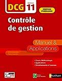 Contrôle de gestion - DCG 11 - Manuel et applications (11)