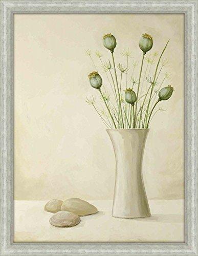 Artland Qualitätsbilder I Kunstdruck Wandbild Gemälde Bild Kunst - Größe 57 x 79 cm - Bild I Stillleben Vasen & Töpfe A1VT