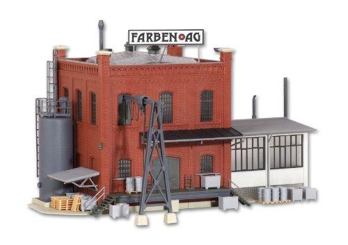 Kibri 39813 - H0 Fabrik mit Anbau