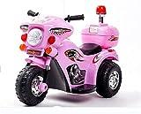 QLHQWE Kinder-Motorrad Elektro-Musik Motorrad 6v Batterie Kinder Fahrrad Kinder-Spielzeug-Auto