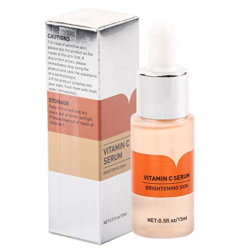 Serum for Face, Vitamin C Serum, Remove Freckle Fade Dark Spot Anti-aging Whiten Moisturize Facial Serum