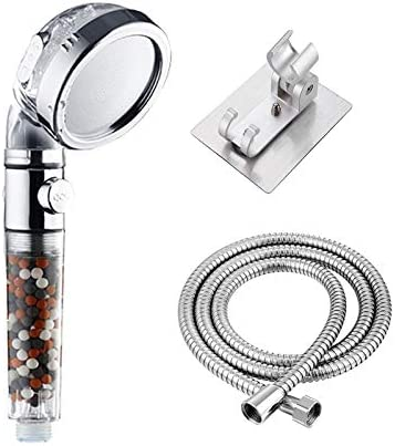 Lamcomt All items in Detroit Mall the store Hand Shower 3 Modes Pressure Adjustable Head high