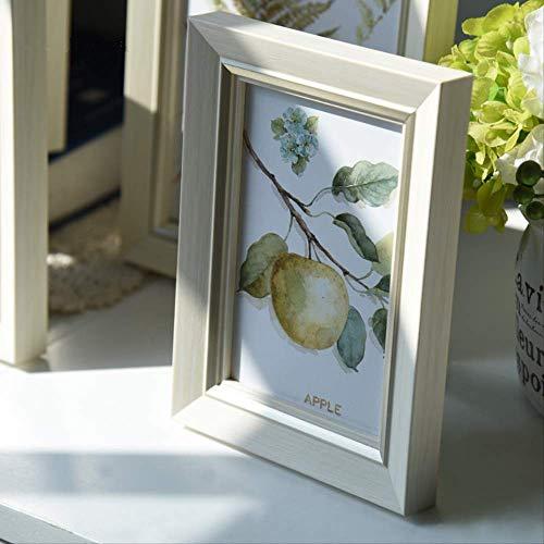 YKDDII Fotolijsten Moderne Stijl Kwaliteit Fotolijsten Voor Foto Tafel/Bureau Art Design Fotolijst Home Decor Frames Klassieke Mode Multifunctionele Fotolijst