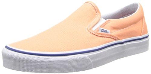 Vans Vans Unisex-Erwachsene Classic Slip-ON Sneaker, lachs, 39 EU