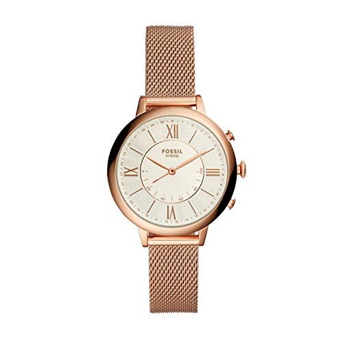 Fossil Damen - Smart Watch Armbanduhr Analog - FTW5018