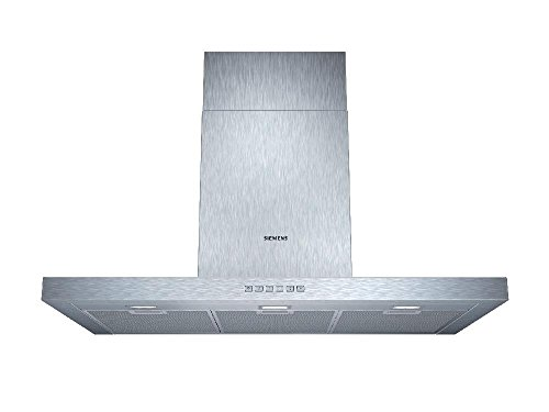 Siemens LC97BC532 iQ300 - Campana extractora decorativa de pared