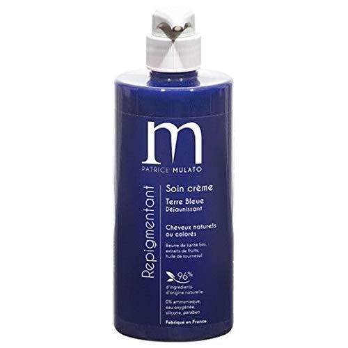 Producto de cuidado tierra azul (blanqueador) 500ml, mulato