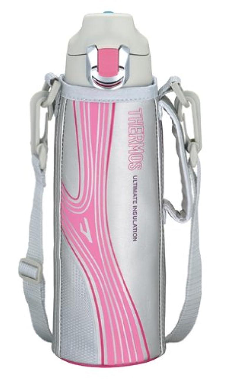 評決右昆虫を見るサーモス 真空断熱スポーツボトル 0.8L ピンク FFF-800F P