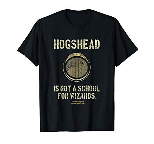 Whiskey Design Hogshead Cask - Original Whiskey T-Shirt