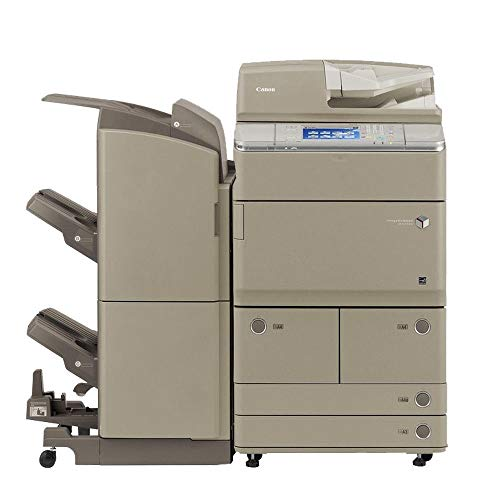 New Canon ImageRunner Advance 6255 Tabloid-Size Black & White Laser Multifunction Copier - 55ppm, Co...