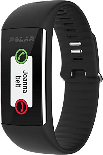 Polar A360 Fitness Tracker with Wrist-Based Heart Rate (Large) - Einheitsgröße