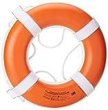 Foam Life Ring with Grab Lines, Orange (20')