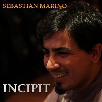 Incipit (feat. Jim Porto, Israel Varela, Paola Repele, Denis Negroponte, Max Rosati)