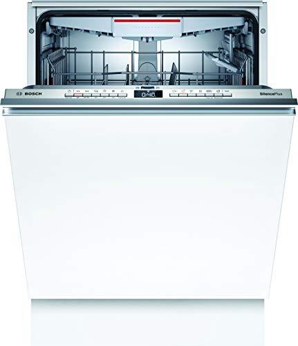 Bosch SBV4HCX48E Serie 4 XXL-Geschirrspüler Vollintegriert / D / 60 cm / 92,5 cm Nischenhöhe / 85 kWh/100 Zyklen / 14 MGD / SuperSilence / InfoLight / ExtraTrocknen / VarioSchublade / Home Connect