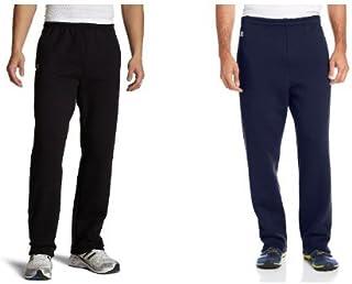 Russell Athletic Men's Dri-Power Open Bottom Sweatpants...