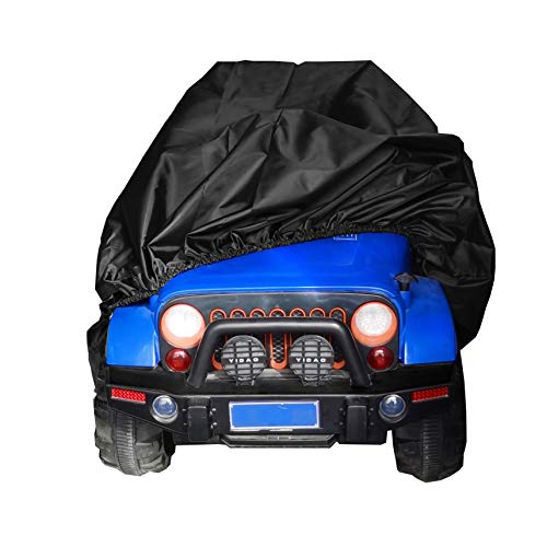 Zhanfashion Kids Ride-On Toy Car Cover, Outdoor Protective...