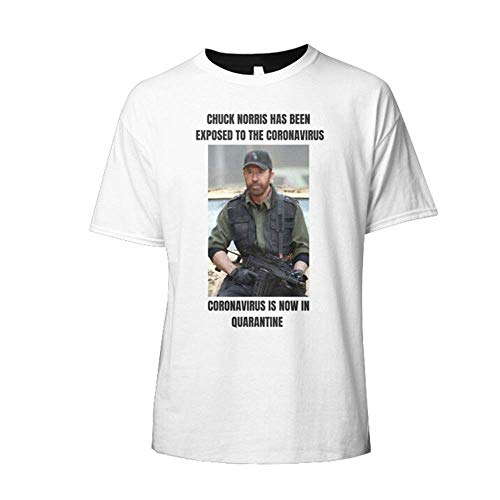 Chuck Norris Córonavirus Classic T-Shirt Shirt For Men Trending Tee Women Gift Idea Besshirt Boys