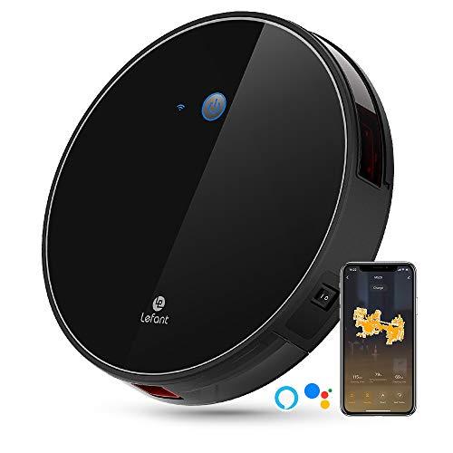 LEFANT Robot Aspirador WiFi Aspirador Limpieza App