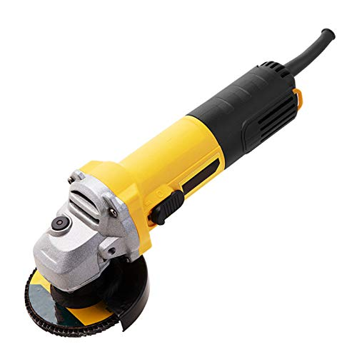 Xinrangxin High-Power Angle Grinder, Multifunctional Household Grinder, 3 Side Radiating Holes to Enlarge The Air Outlet Structure