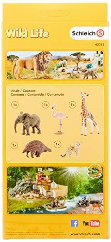 Schleich 42388 – Wild Life Tier-Mix – Figur - 3