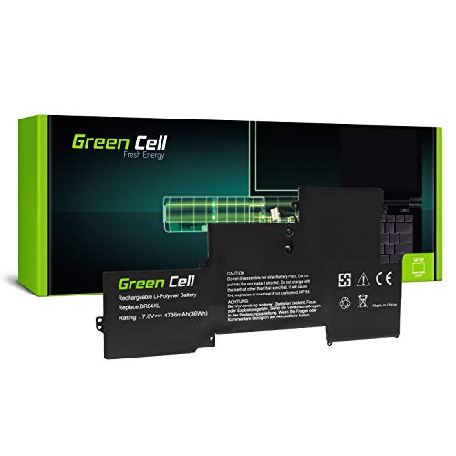 Green Cell® Batería para HP EliteBook Folio 1020 G1 Portátil (4700mAh 7.6V Negro)