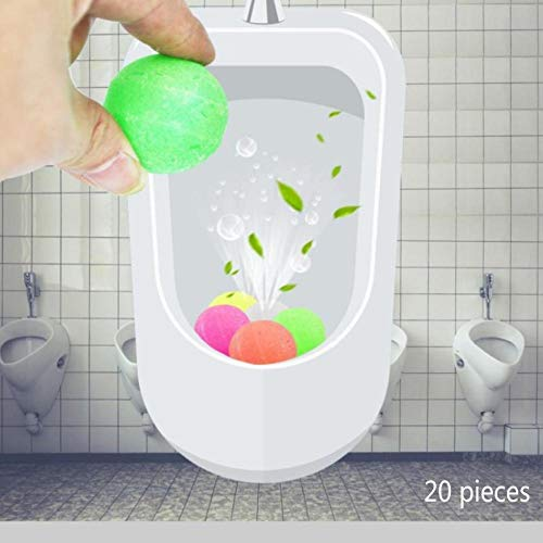 Deodorant für Urinfilter für Männer, Es kann für Pelz und Garderobe verwendet werden, um Schimmel und Duft zu verhindern. (Insektenschutzmittel, Deodorant 20 Tabletten pro Packung)
