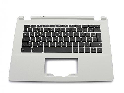 Acer CB5-311 Chromebook 13 Original Tastatur inkl. Topcase DE (deutsch) schwarz/weiß