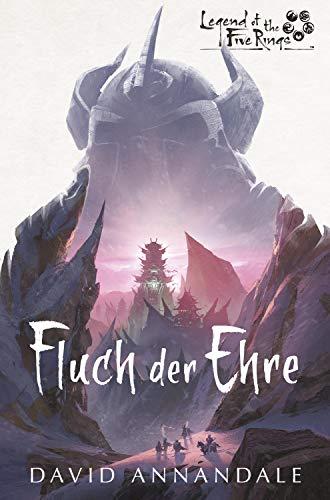 Legend of the Five Rings: Fluch der Ehre (German Edition)