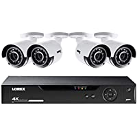 Lorex LHV5100 Series 8-Channel 4K UHD DVR Bundle