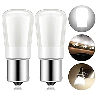 Kohree Auto/RV Led Light Bulbs, 12V 1156 Vanity...