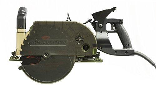 Straight Flush Saw SFS-85 Cuz-D Industries Multi-Purpose 8-1/2' Worm Drive Circular and Undercut Saw