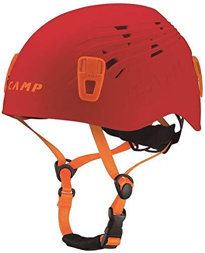 CAMP Titan Rot, Kletterhelm, Größe Größe 2 - Farbe Red