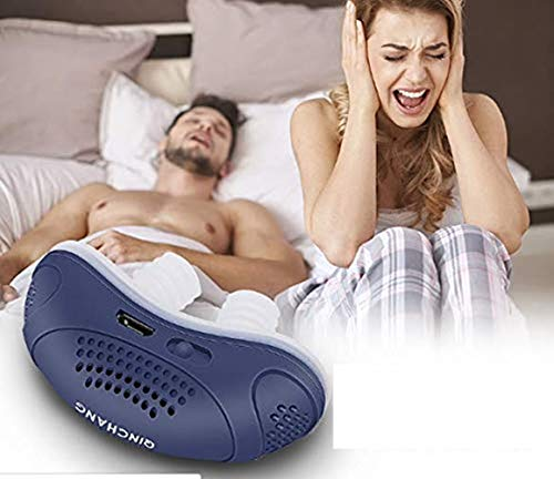 Snore Doctor | Micro CPAP for Sleep (OSA)