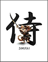 【FOX REPUBLIC】【侍 猫 ねこ】 白マット紙(フレーム無し)A3サイズ