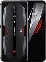 Red Magic 6 Gaming Phone Dual SIM 165Hz Display 5G Smartphone Factory Unlocked US Version 12GB RAM + 128 GB 64MP Camera Android 11 Cell Phone Black