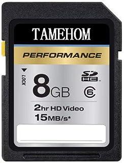 Free Card Reader Secure Digital High Capacity 16 GB G GIG 16G 16GIG SD HC 16GB SDHC High Speed Class 6 Memory Card for Panasonic Lumix DMC-ZX1 Digital Camera