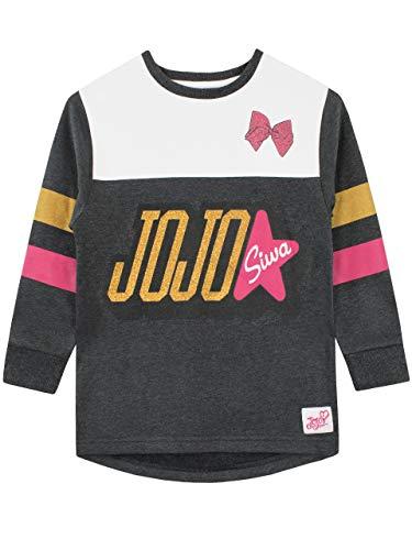 JoJo Siwa JoJo Siwa Langärmliges Sweatshirt für Mädchen 5-6 Jahre Mehrfarbig